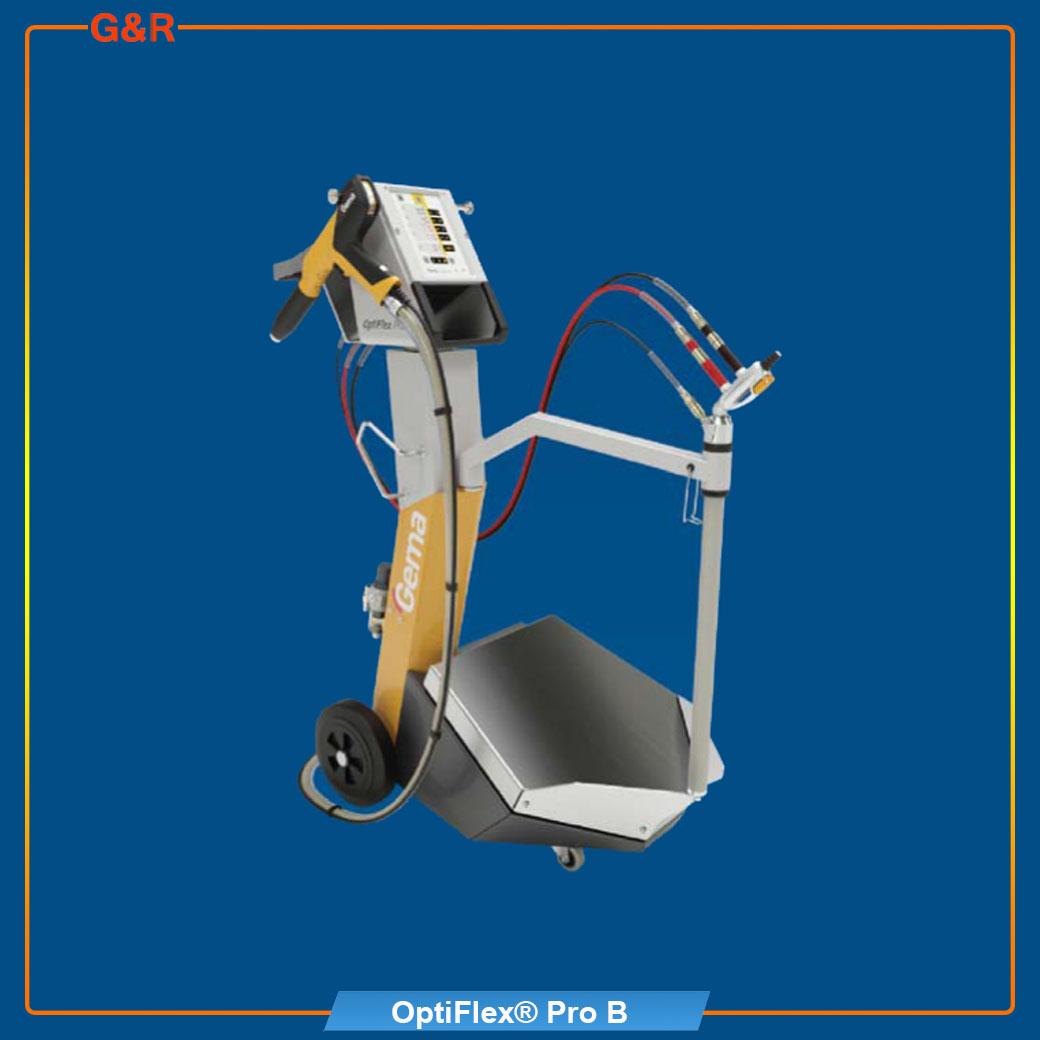 เครื่องพ่นสีฝุ่น OptiFlex® Pro B