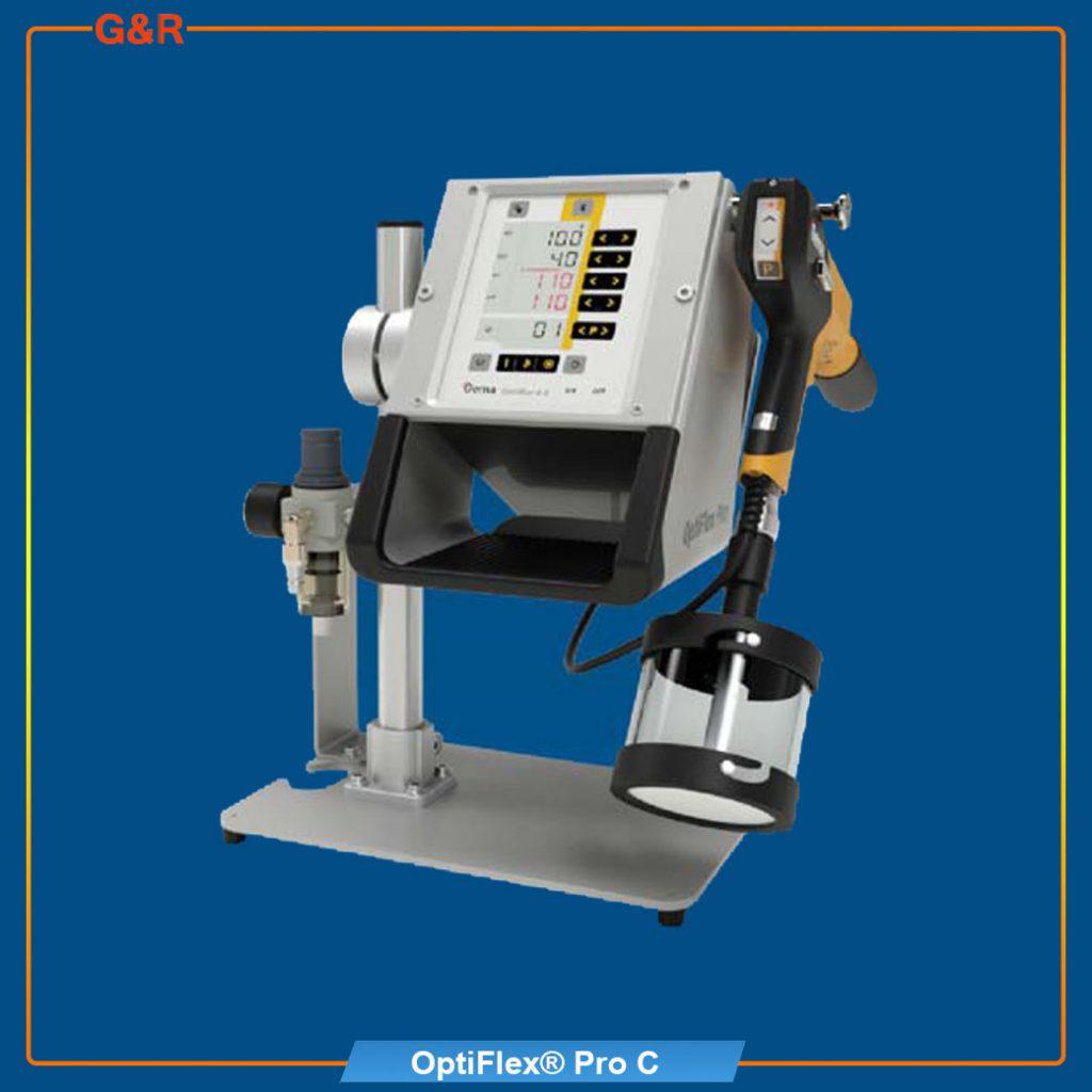 เครื่องพ่นสีผง OptiFlex® Pro C