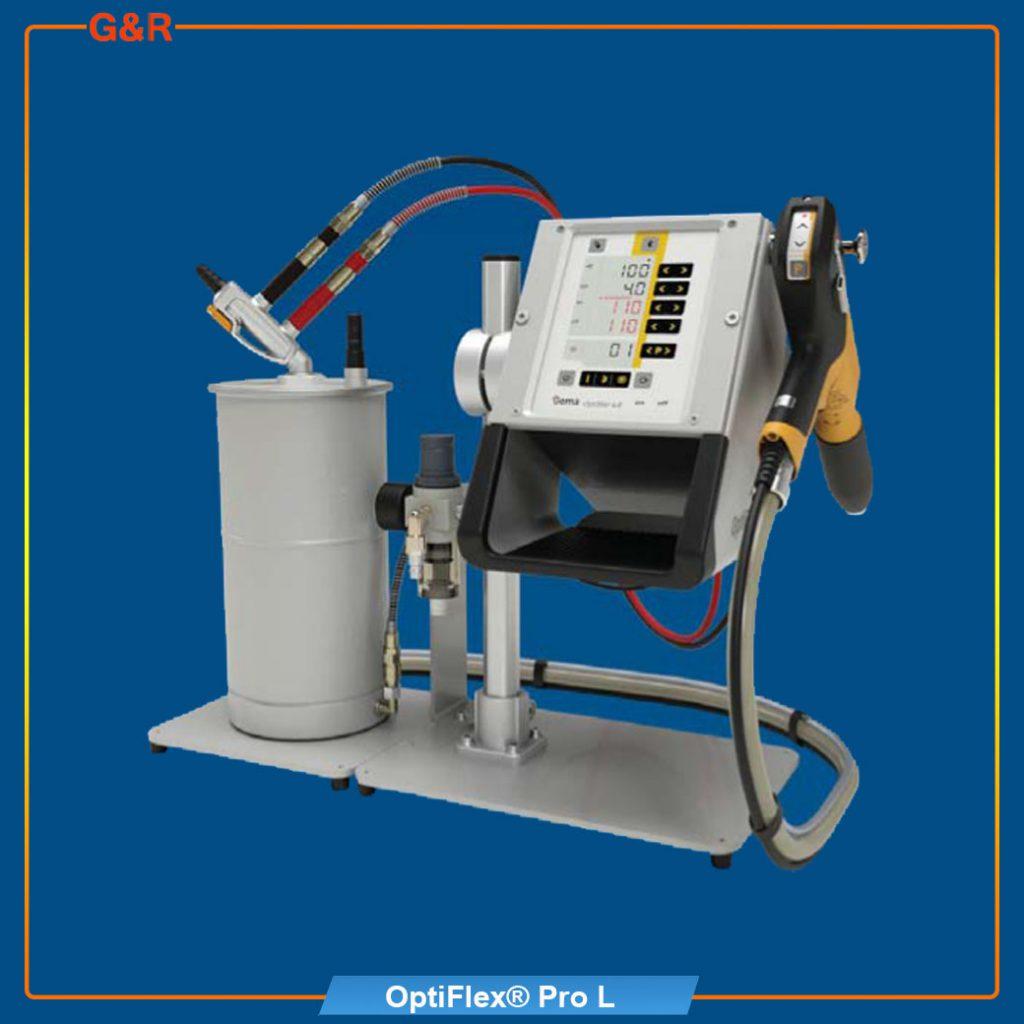 เครื่องพ่นสีผง OptiFlex® Pro L