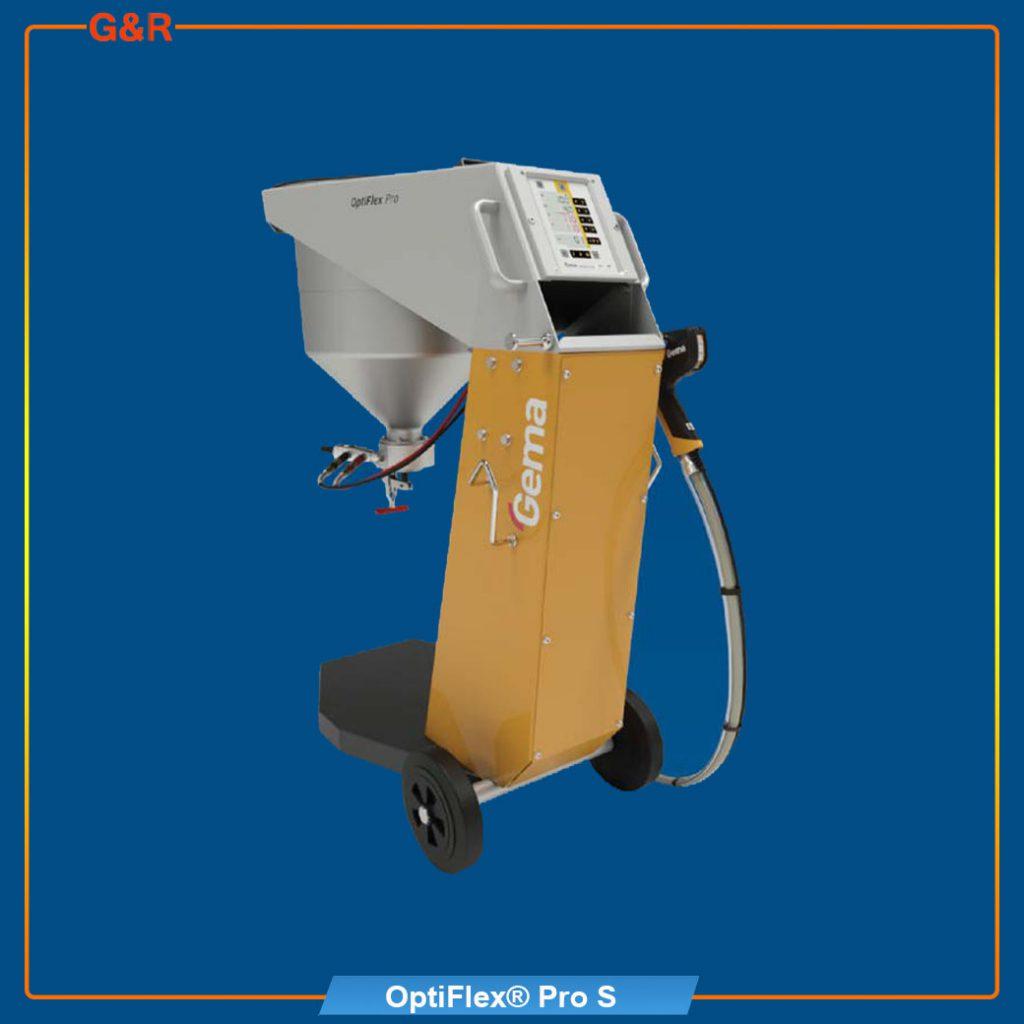 เครื่องพ่นสีผง OptiFlex® Pro S