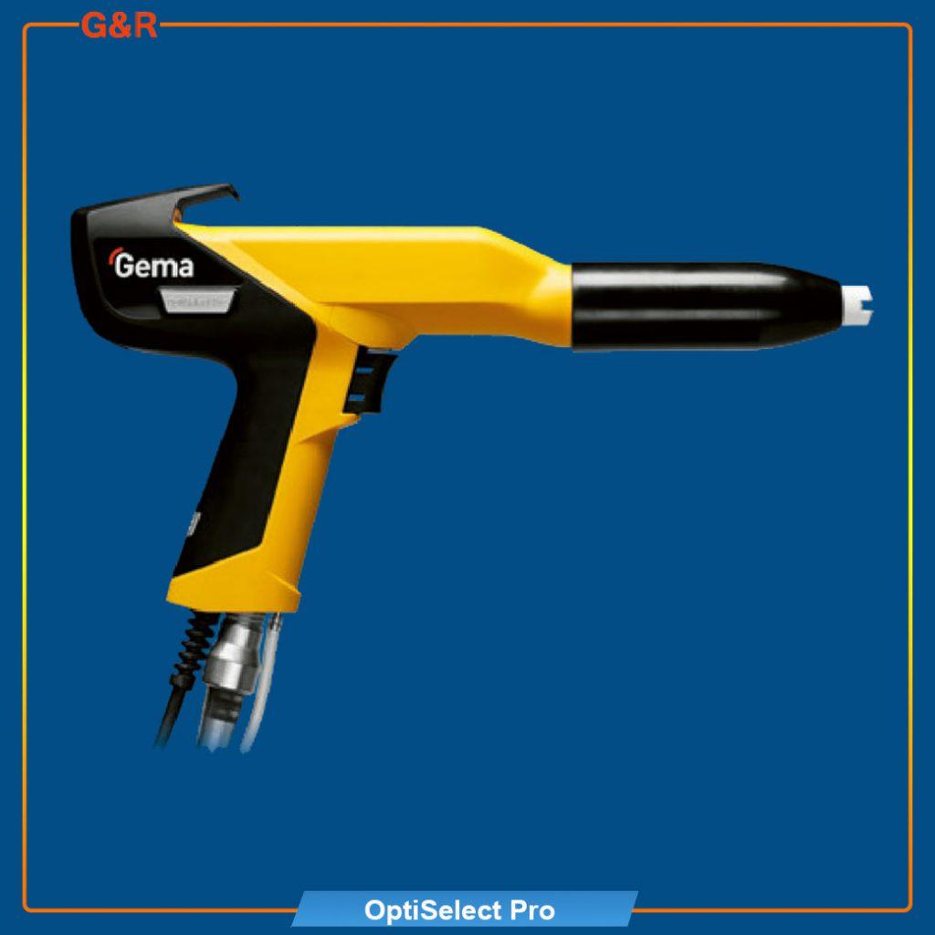 ปืนพ่นสีฝุ่น OptiSelect Pro